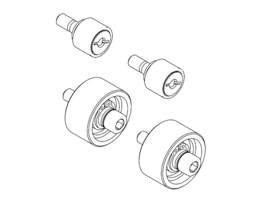Replacement Set Pulley Feeder